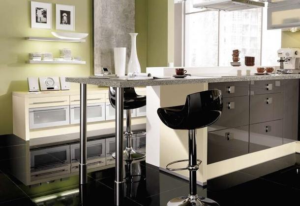 impuls k chen. Black Bedroom Furniture Sets. Home Design Ideas